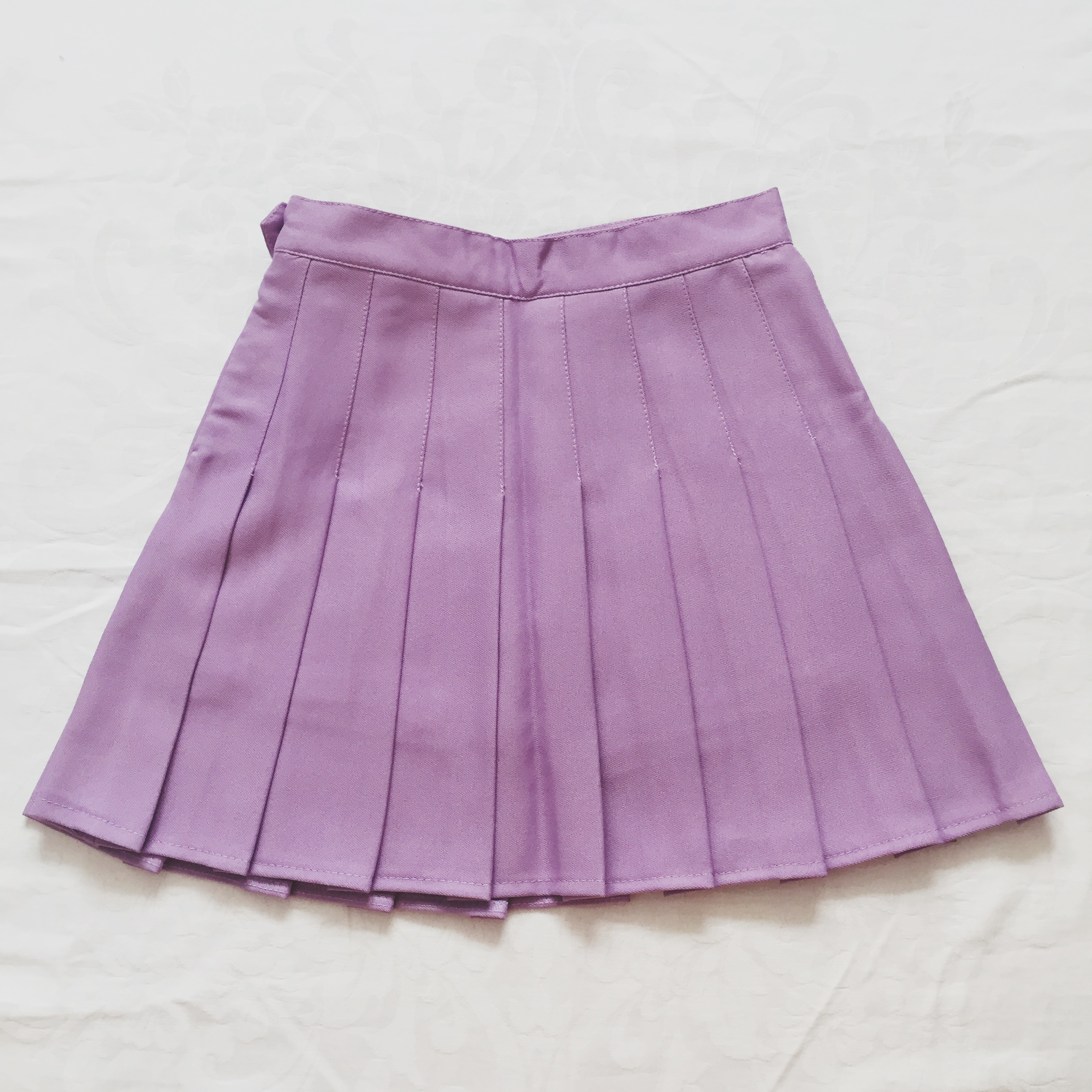 Pleated Tennis Skirt 7