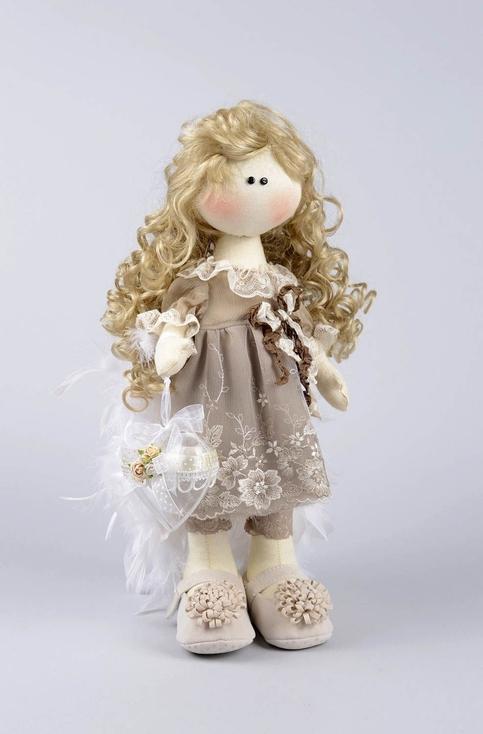 Unique Toys For Girls : Homemade toys soft doll home decor unique girl