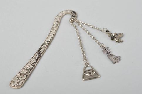 Stylish Handmade Metal Bookmark Design Cool Bookmarks