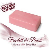 Bartlett & Basil Soap Bar