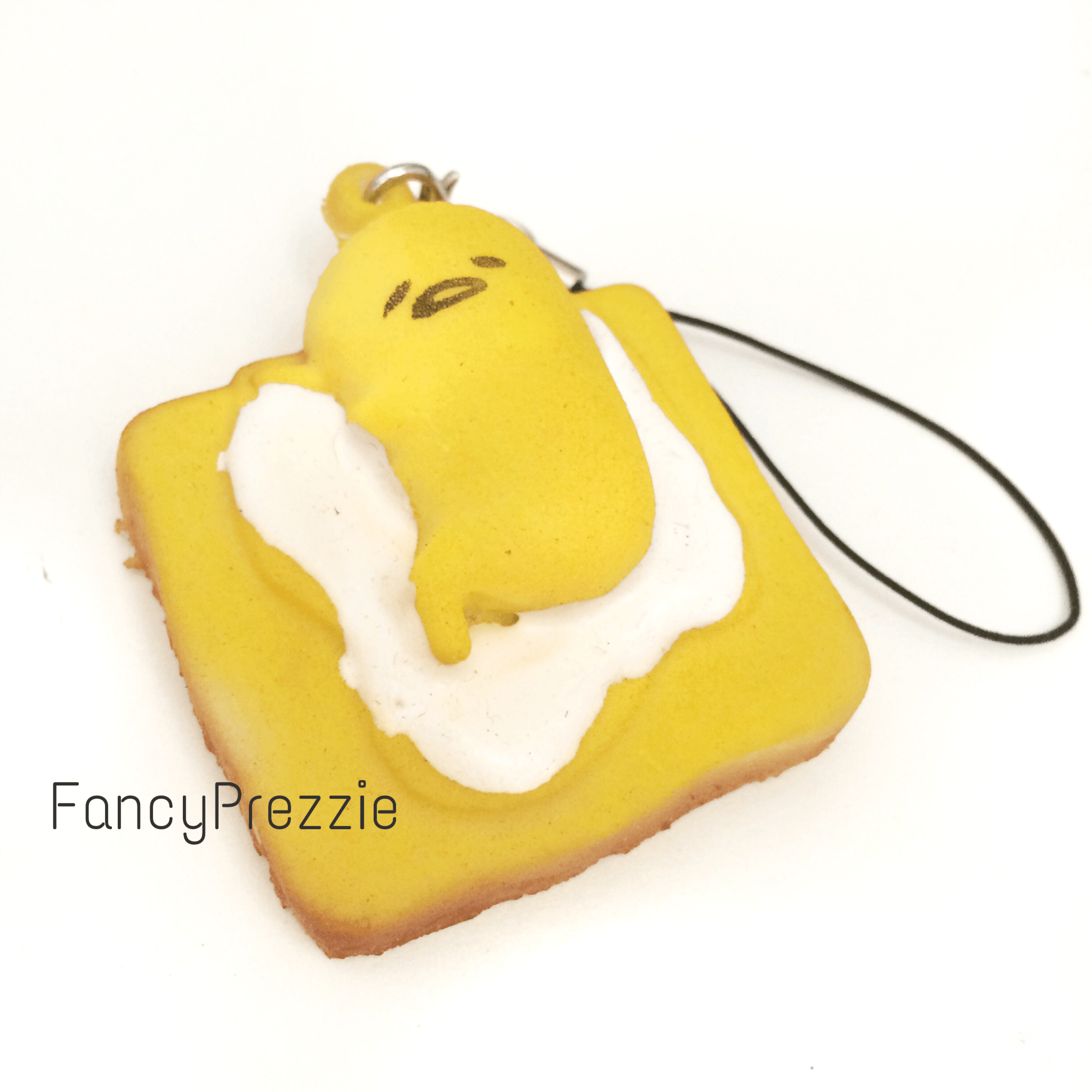 ... Egg Toast Squishy · FancyPrezzie · Online Store Powered by Storenvy: fancyprezzie.storenvy.com/products/15581151-gudetama-egg-toast-squishy