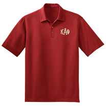 Kappa Alpha Psi Greek Letter Dri-FIT Polo