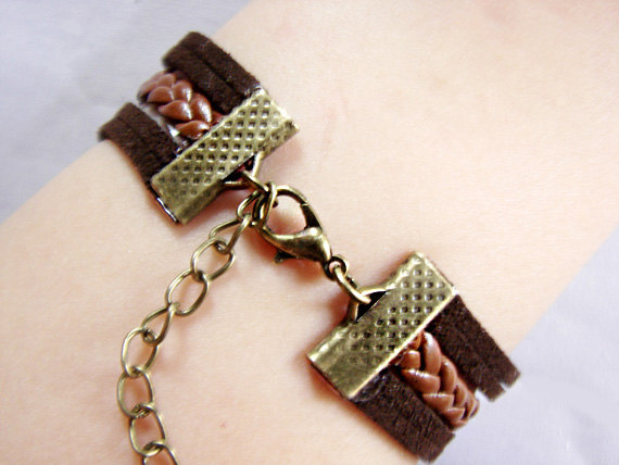 Infinity Wish Bracelt, Karma Bracelet, Peace symbol ...