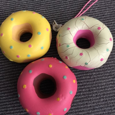 Ibloom Donut Squishy : All Products ? Loving Kawaii ? Online Store Powered by Storenvy