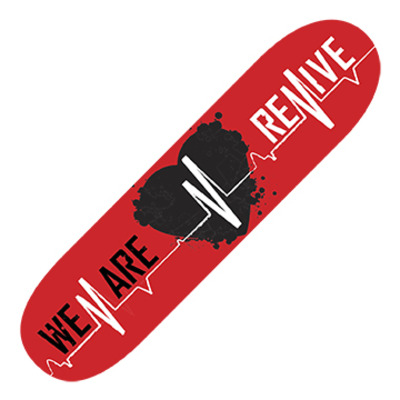 We are revive - deck