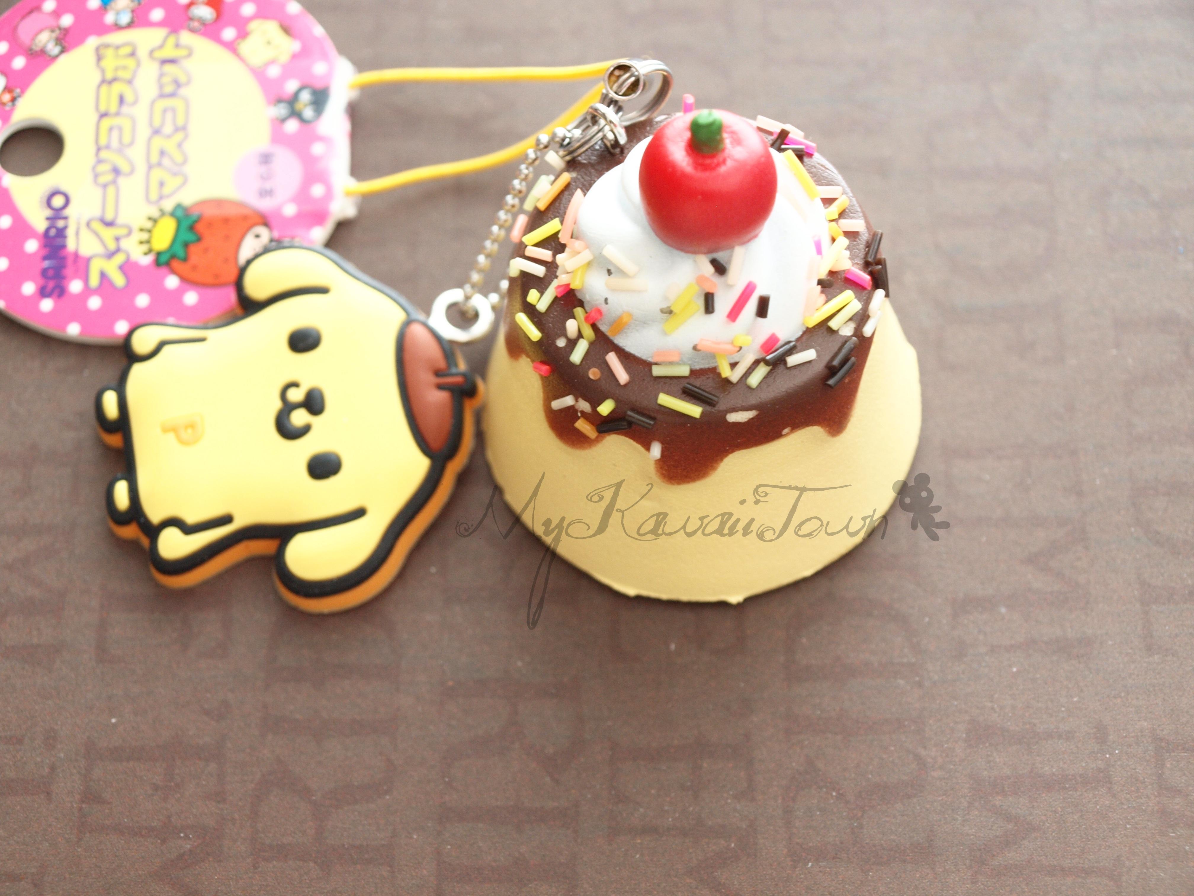 Rare Squishy Images : Mykawaiitown RARE Squishy Sanrio Pudding Online Store Powered by Storenvy