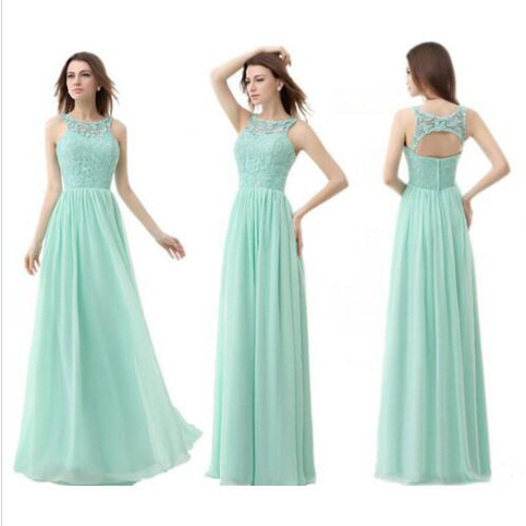 Lace bridesmaid dresses mint bridesmaid dresses chiffon for Mint bridesmaid dresses wedding