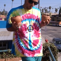Tie-Dye T-Shirt (SOLD OUT)