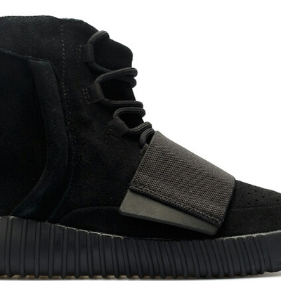 Adidas 750 yeezy boost black high  bb1839