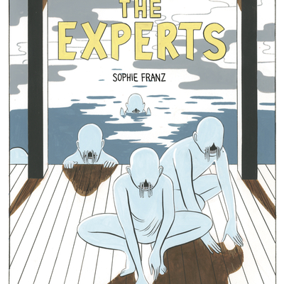 The experts by sophie franz