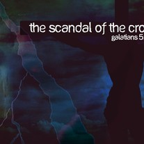 The Scandal of the Cross DVD