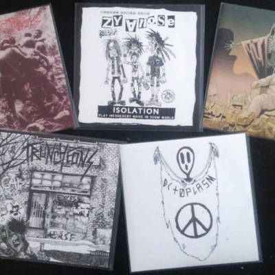 Punk record lot