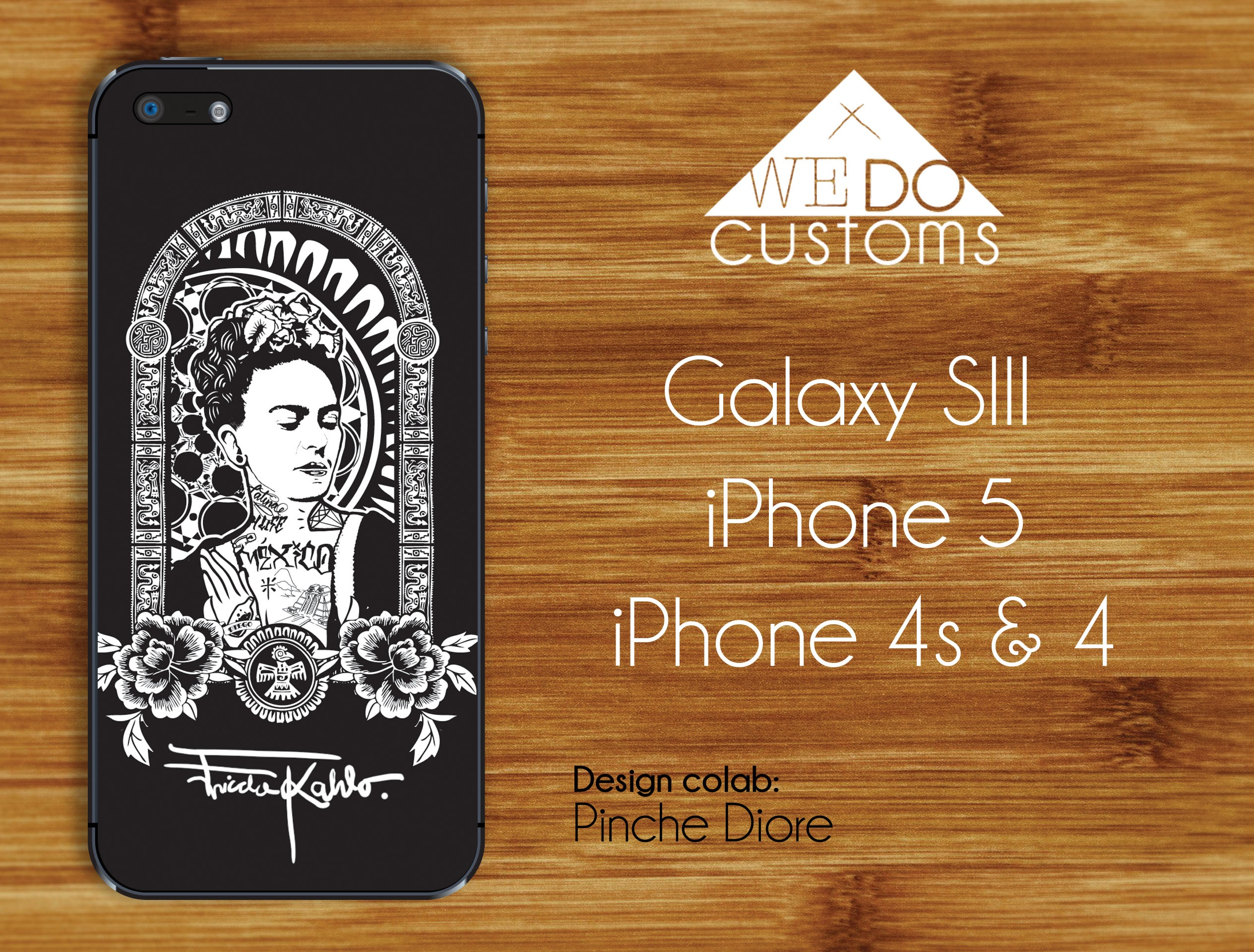 Tattoo art iphone 5 case 2014