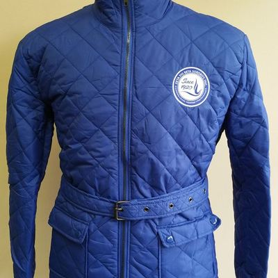 Zeta quilted riding jacket