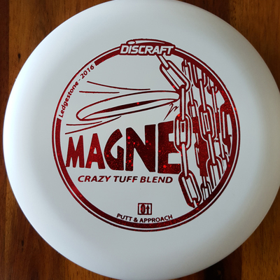 Le discraft ct magnet