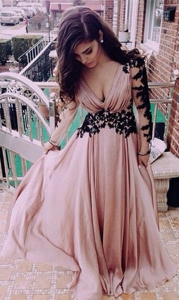 Lace Dress Gown