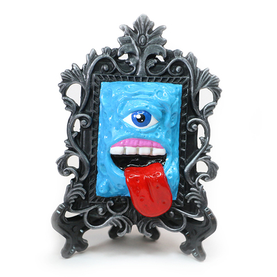 Zkt art tongue's out monster frame