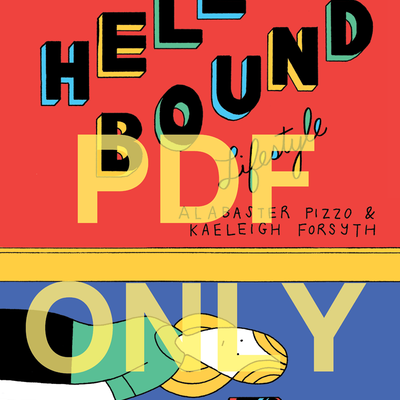 Hellbound lifestyle digital pdf by kaeleigh forsyth & alabaster pizzo