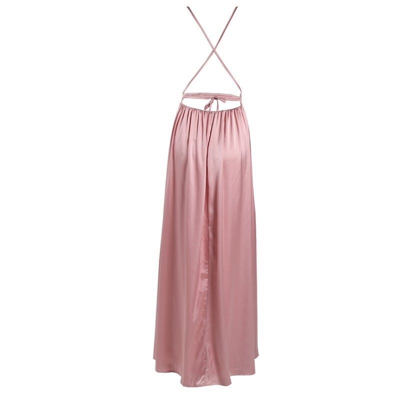 LE93 Sexy Backless Prom Dress, Long Prom Dress, Simple Prom Dress ...