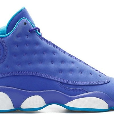 Jordan 13 purple china release gs 824246-405