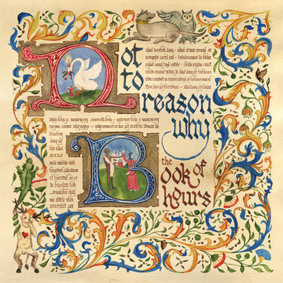 Not to reason why - the book of hours 12""