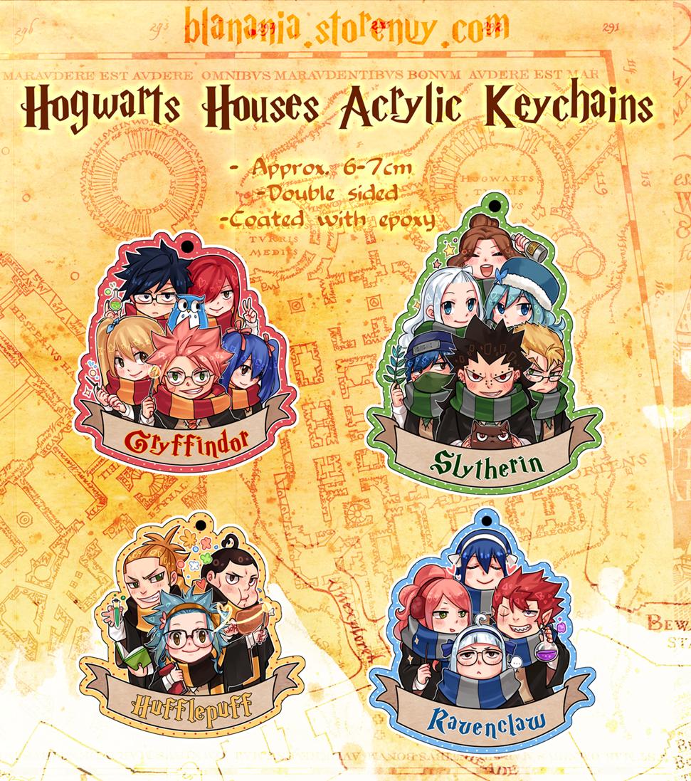 ... Keychain | Hogwarts Houses   Thumbnail 3