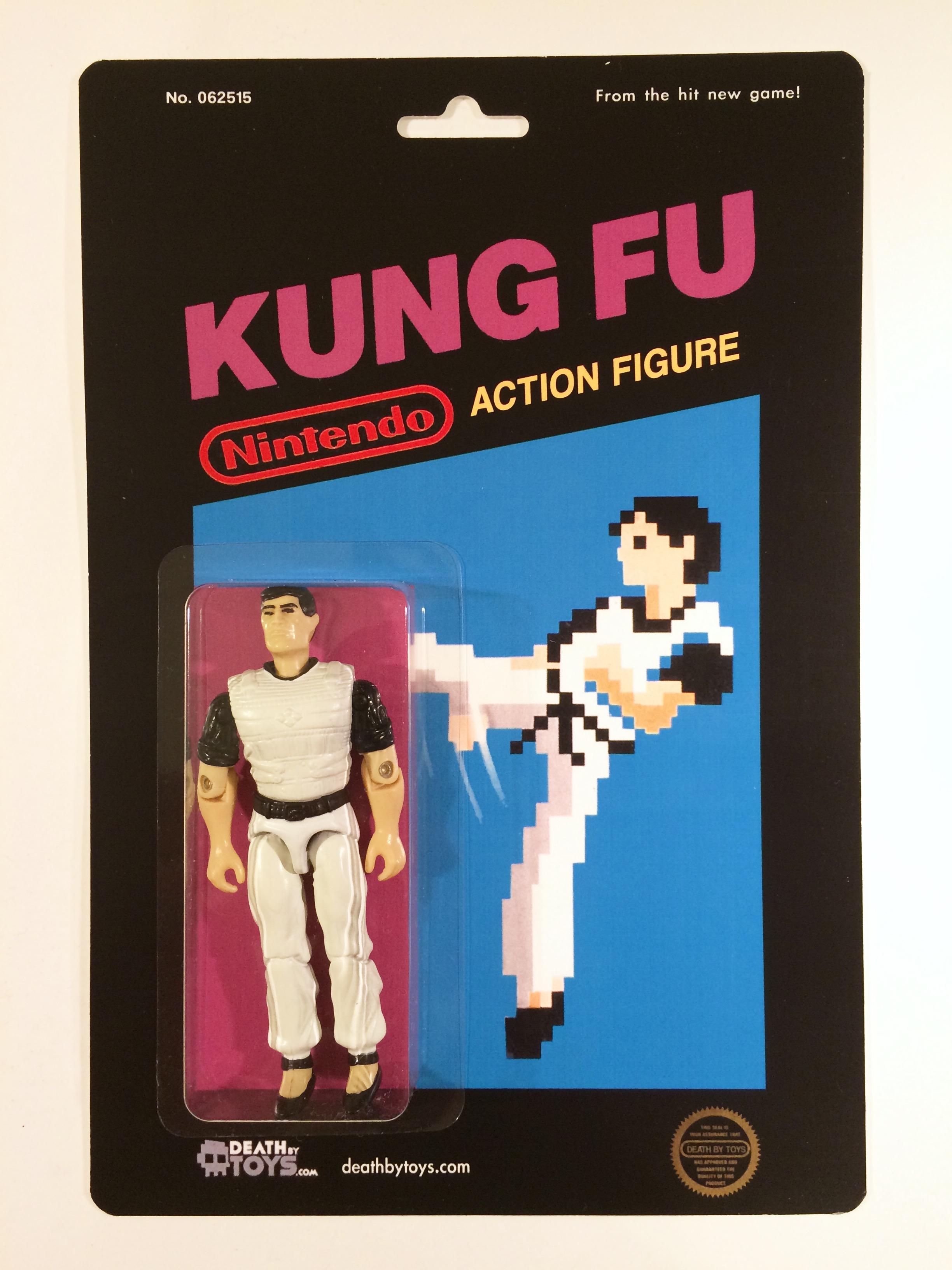 nintendo nes kung fu