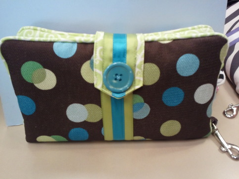 Boy Diaper/Wipe Cases