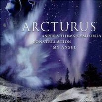 Arcturus - Aspera Hiems Symfonia/My Angel (blue vinyl)