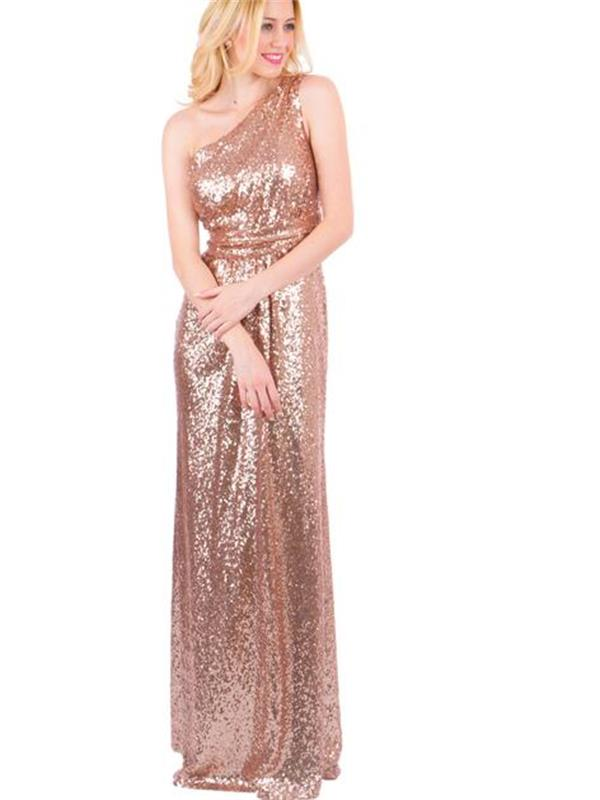 Long Sequined Bridesmaid Dresses,Sparkly Bridesmaid Dress,Best Sales ...