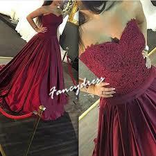 Elegant Prom Dresscharming Prom Dressdark Burgundy Prom Dresslong