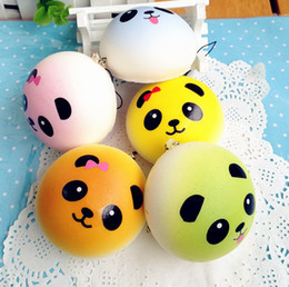 Panda Bun Squishy Mini : Mini Colorful Panda Bun Squishy Charms ? Kawaii Squishy Shop ? Online Store Powered by Storenvy