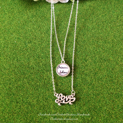 "Customise your ""princess jolene"" necklace"