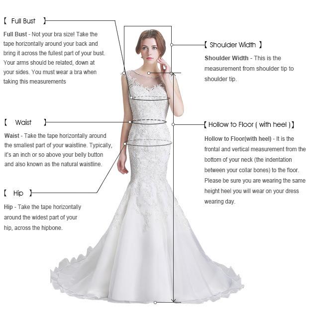 Beautiful Mermaid Prom Dress