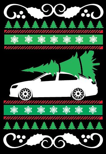 VW mk6 Jetta Ugly Christmas Sweater · Vinyl Guru · Online Store ...