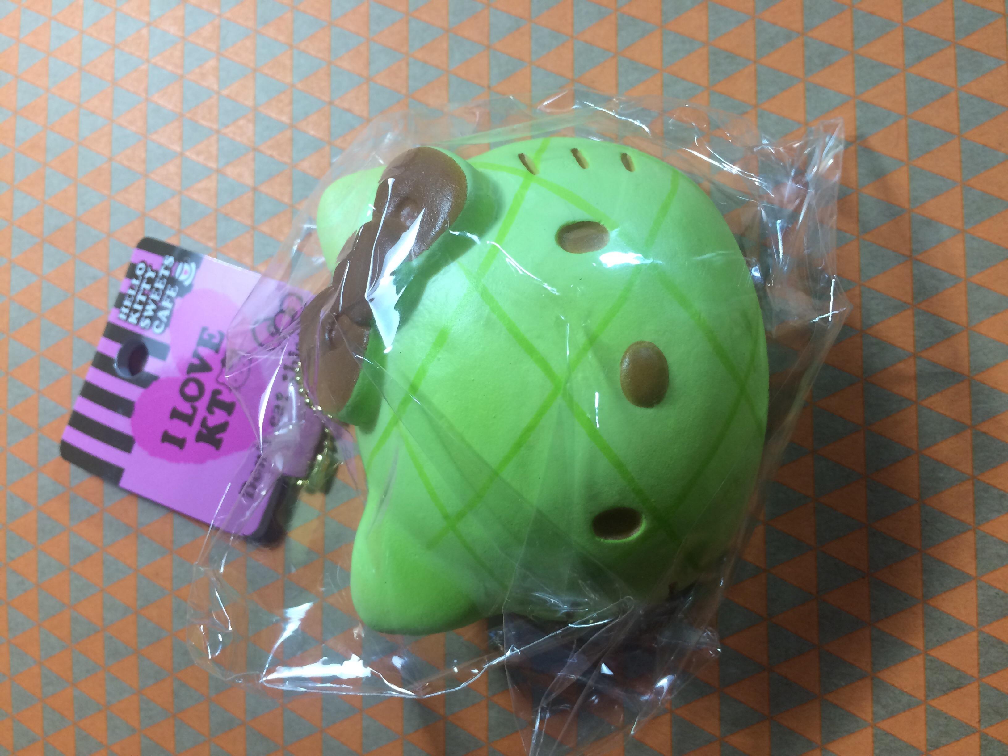 Squishy Head Bun : Hello Kitty Head Bun Squishy ? Squishy Garden ? Online Store Powered by Storenvy