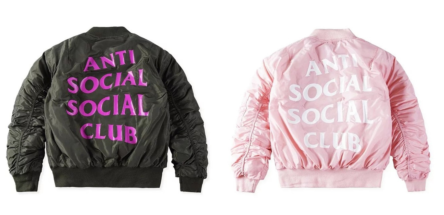 Anti Social Club Bomber