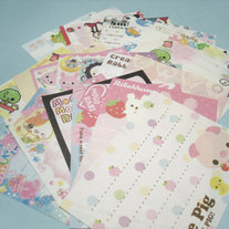 50 Kawaii Mini Memo Grab Bag