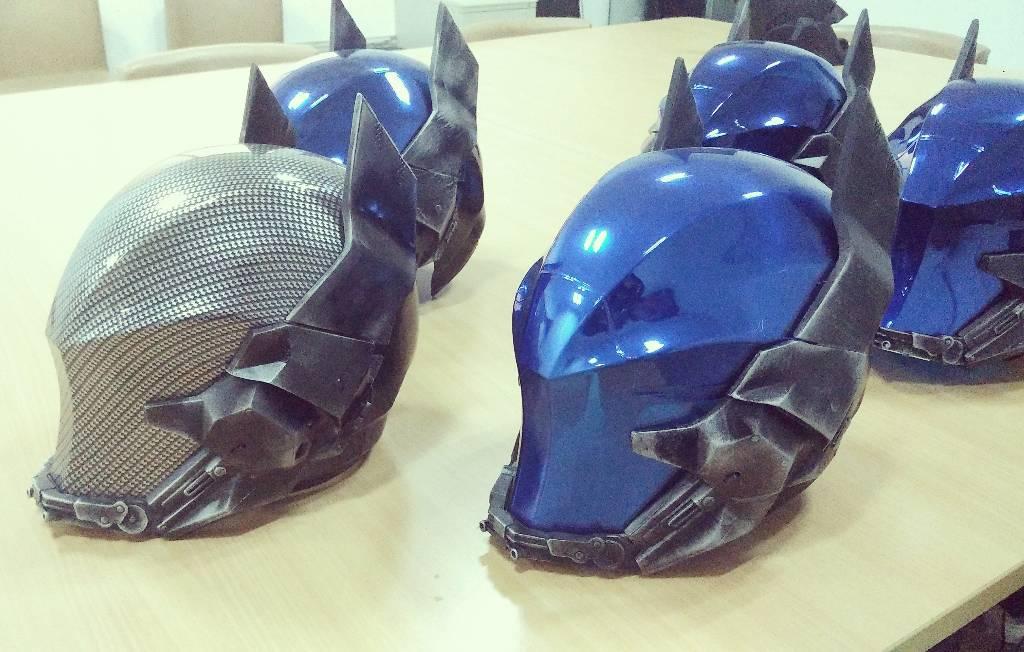 Arkham Knight Helmet Pre Order On Storenvy