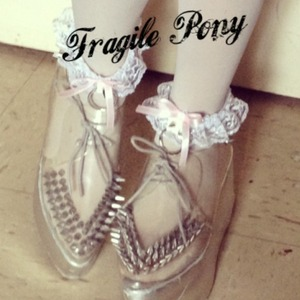 Angel Baby Ankle Cuffs