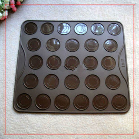 macaroon silicone 29x26cm baking mat pastry sheet easy use baking utensil on storenvy. Black Bedroom Furniture Sets. Home Design Ideas