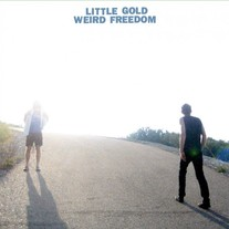 "Little Gold ""Weird Freedom"" 12"" LP (Loud Baby)"