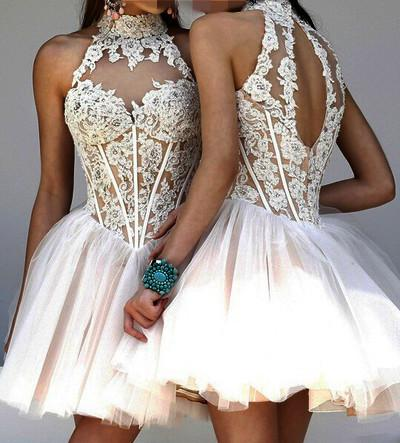 Homecoming dress,short prom Dress,A-line Prom Dresses,prom dress for ...