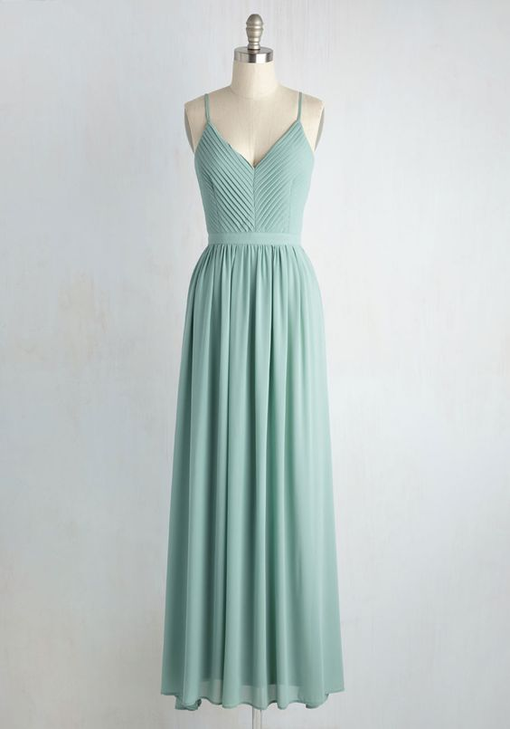 H146 Cheap chiffon bridesmaid dresses, Elegant long bridesmaid ...