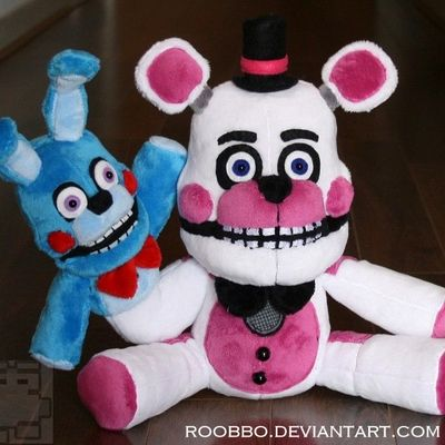 how to make funtime plush toy