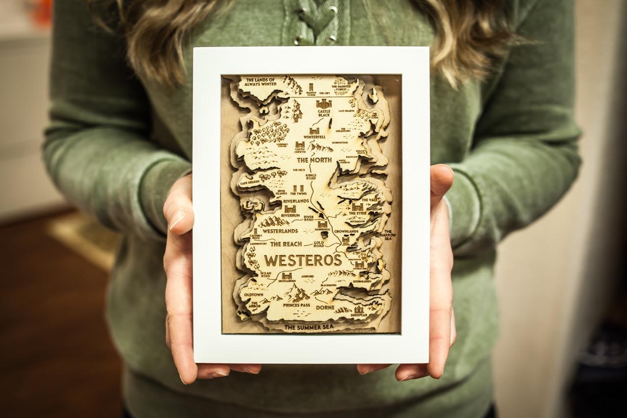 FRAMED WESTEROS- GAME OF THRONES · ORIGIN ART · Online Store Powered ...