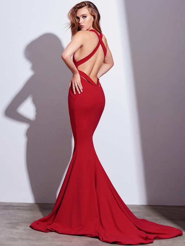 Trumpet Prom Dresses