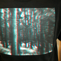 Abstract Forest Tee