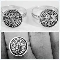 Dear Old Southland New Orleans Meter Ring (ON SALE)