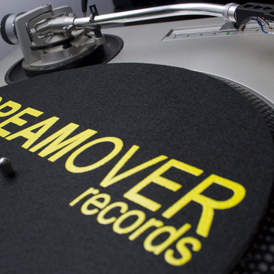 Dreamoverrecords slipmat
